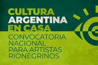 cultura, artistas rionegrinos