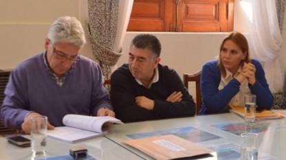 JOSE LUIS ZARA, DANIEL PAREDES, MONICA MUCHA