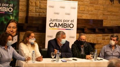 Gerardo Morales, lorena matzen, MARIO DE REGE