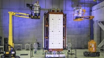 SAOCOM 1B, satelite