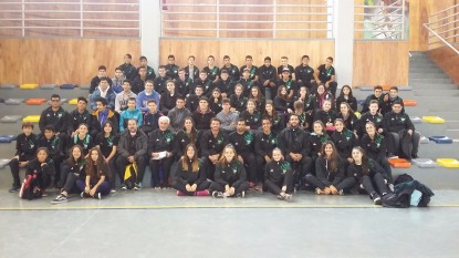 delegación rio negro juegos epade 2017