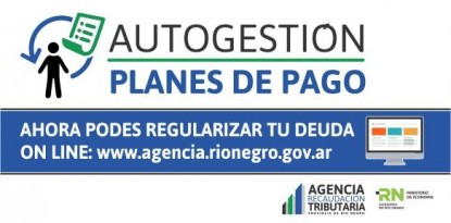 agencia de recaudacion tributaria, web, AUTOGESTION