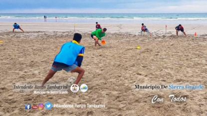 playas doradas, futbol playa