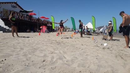beach atletismo