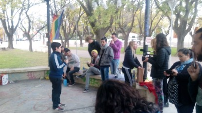 Colectivx LGBTIQ, MATEADA