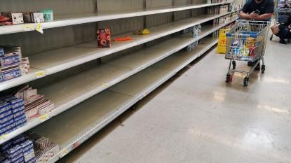 DESABASTECIMIENTO, supermercado, GONDOLA