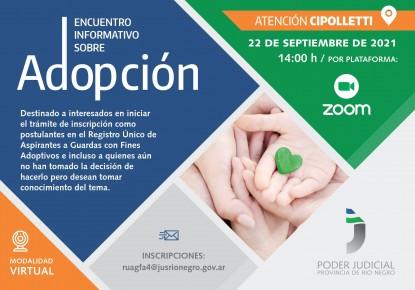 encuentro sobre adopción cipolletti