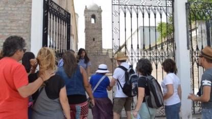 visita guiada casco Patagones