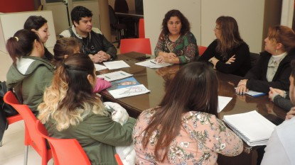viedma, silbana cullumilla, Concejo Deliberante, estudiantes terciarios
