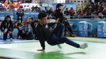 Juegos Olímpicos de la Juventud, Mariano Carvajal