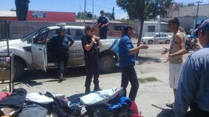 policias, solidaridad