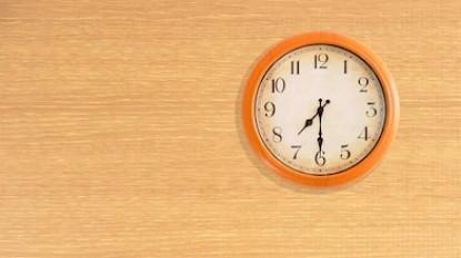 reloj, 7.30