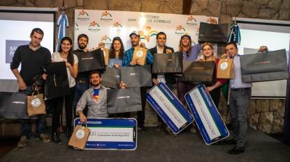 banco patagonia, emprendedores