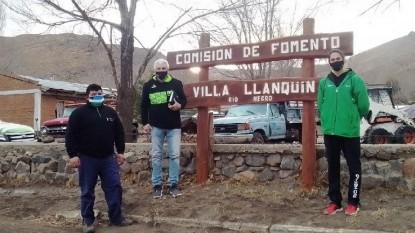 deportes, Villa Llanquín