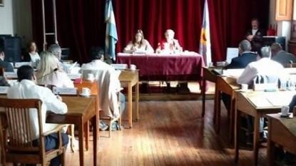 PATAGONES, HCD, Concejo Deliberante, sesion