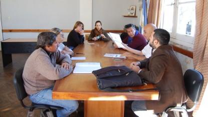 san antonio, Concejo Deliberante, COMISION DE CONCESIONES