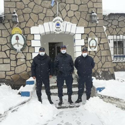 policias, pilcaniyeu