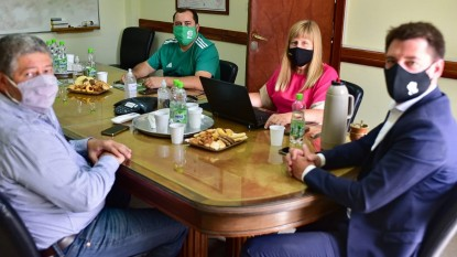 consejo de la función publica, Rodrigo Buteler, Luis Vaisberg, liliana arriaga, Rodrigo Vicente