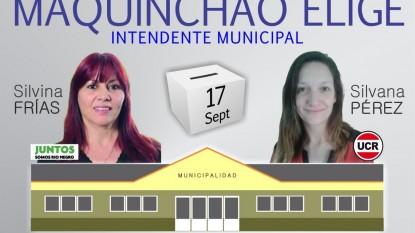 maquinchao, elecciones