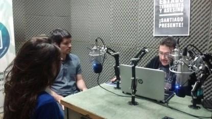 leandro garcia, radio
