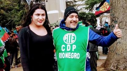 ATE, rodolfo aguiar, trans, Fernanda Curaqueo
