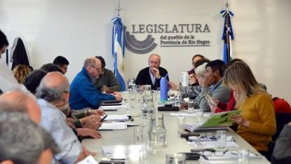 legislatura, comision de planificacion
