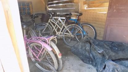 bicicletas robadas, TOMA LA UNION