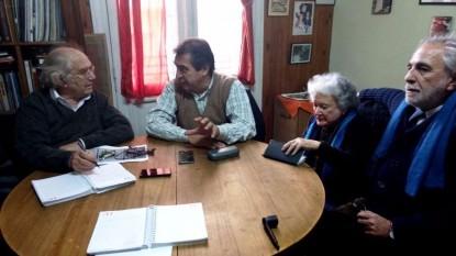 ATE, Adolfo Pérez Esquivel, Nora Cortiñas, Hugo Godoy, Juan Carlos Capurro