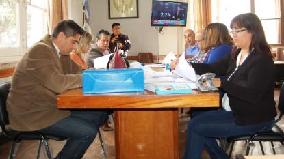 san antonio, Concejo Deliberante, comision de desarrollo social