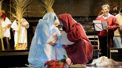 cantata navideña