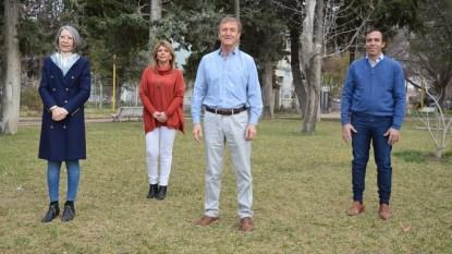anibal tortoriello, Adriana Fenouil, miguel martinez, Patricia Maizón