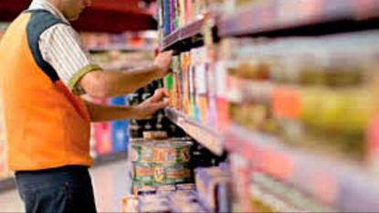 supermercado, repositor