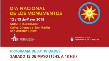 dia nacional monumentos