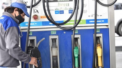 combustibles, ypf