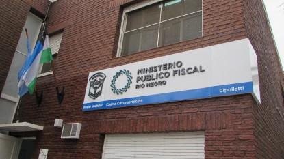 ministerio publico fiscal cipolletti