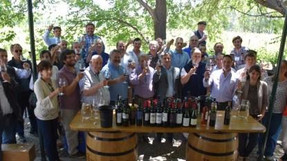 reunión, vinos, bodegueros