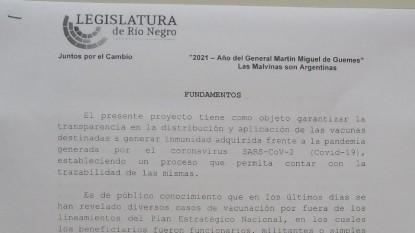 proyecto de ley, vacunados, Coronavirus