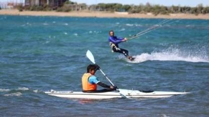 "Marcelo ""chiki"" Centeno, kayak"
