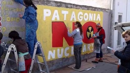 pintada no nuclear
