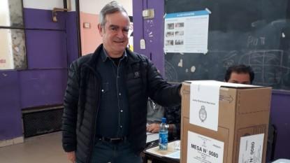 MARIO DE REGE, votos, PASO