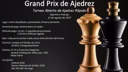 gran prix ajedrez