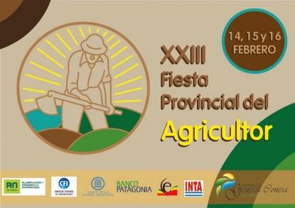 fiesta provincial del agricultor, general conesa