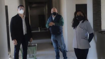 luis fabian zgaib, hospital, chimpay