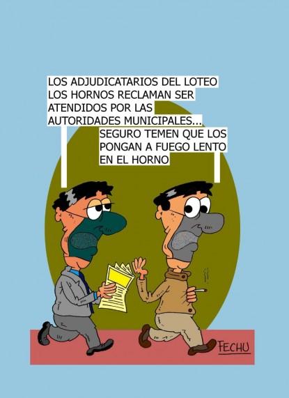 humor, LOTEO LOS HORNOS