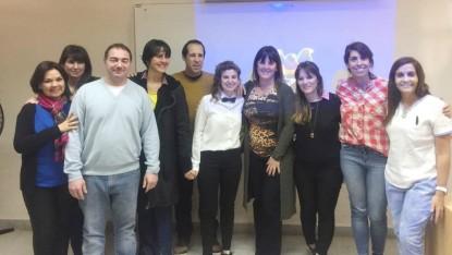 universidad nacional de río negro, Ana Hren, kinesiologia