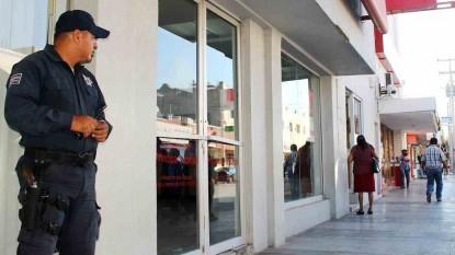 banco, SEGURIDAD, policia