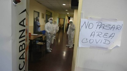 hospital, Coronavirus