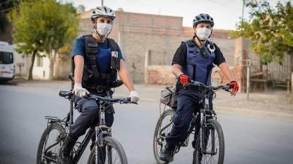 policias, Coronavirus
