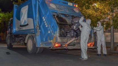 recolectores de residuos