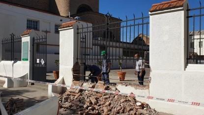 patio colonial, manzana historica